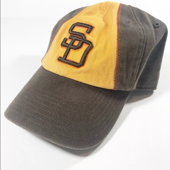 002a7031d9e Forty Seven Brand Other - SAN DIEGO PADRES Cap-Cooperstown Collection